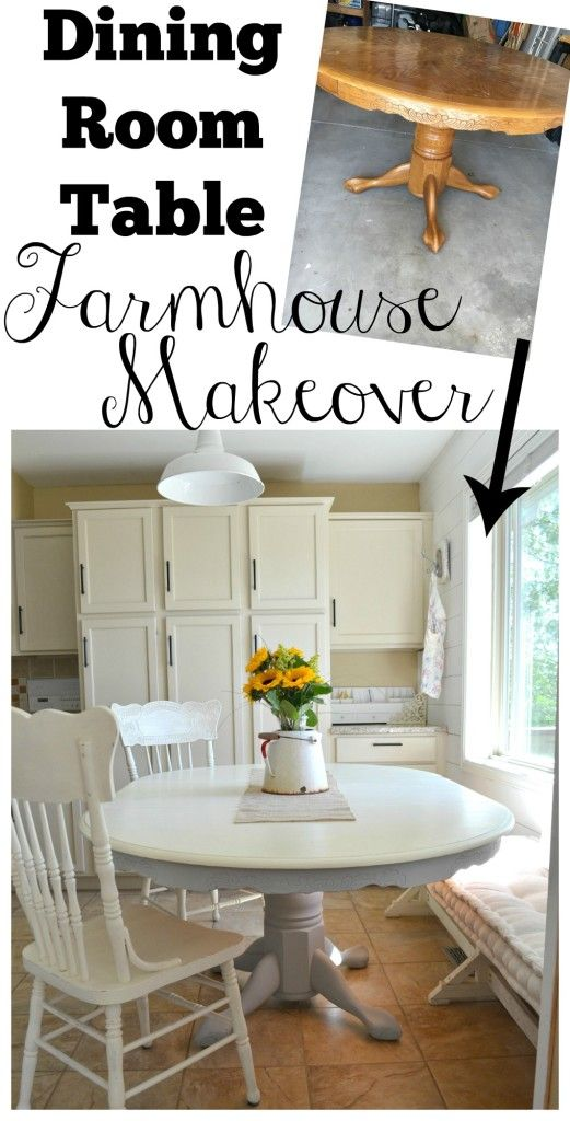 Diy Home Projects Diy Projects Sarah Joy Painted Dining Room Table Diy Dining Room Table Painted Dining Table