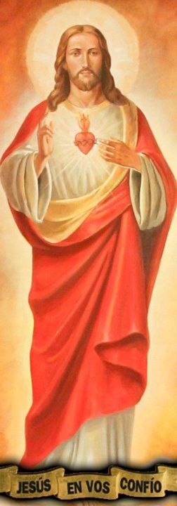 Sacred Heart of Jesus, have mercy on us.   YBH