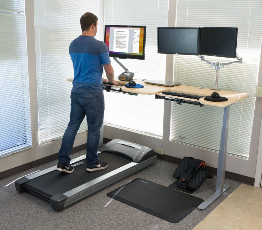 Stand Up Desk With Treadmill Best Sit Stand Desk Check More At Http Www Gameintown Com Stand Up Desk With Treadmill Stand Up Desk Desk Sit Stand Desk
