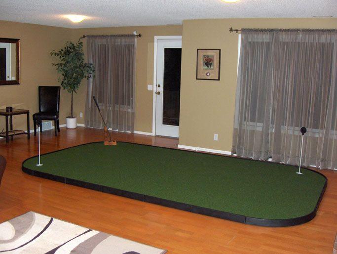 Mirage Putting Greens of Alberta - Indoor putting greens