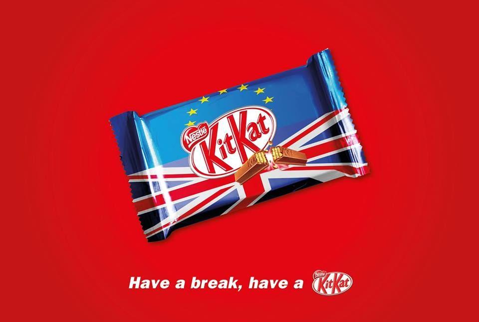 The Brexit KitKat 2048x1379 #advertising #marketing # ...