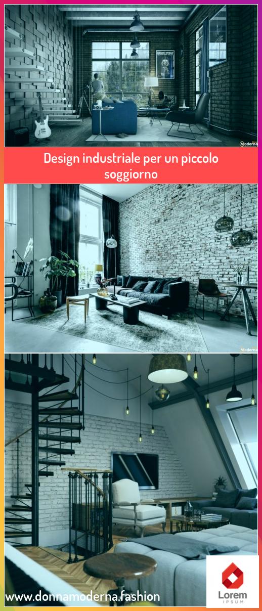Photo of Design industriale per un piccolo soggiorno