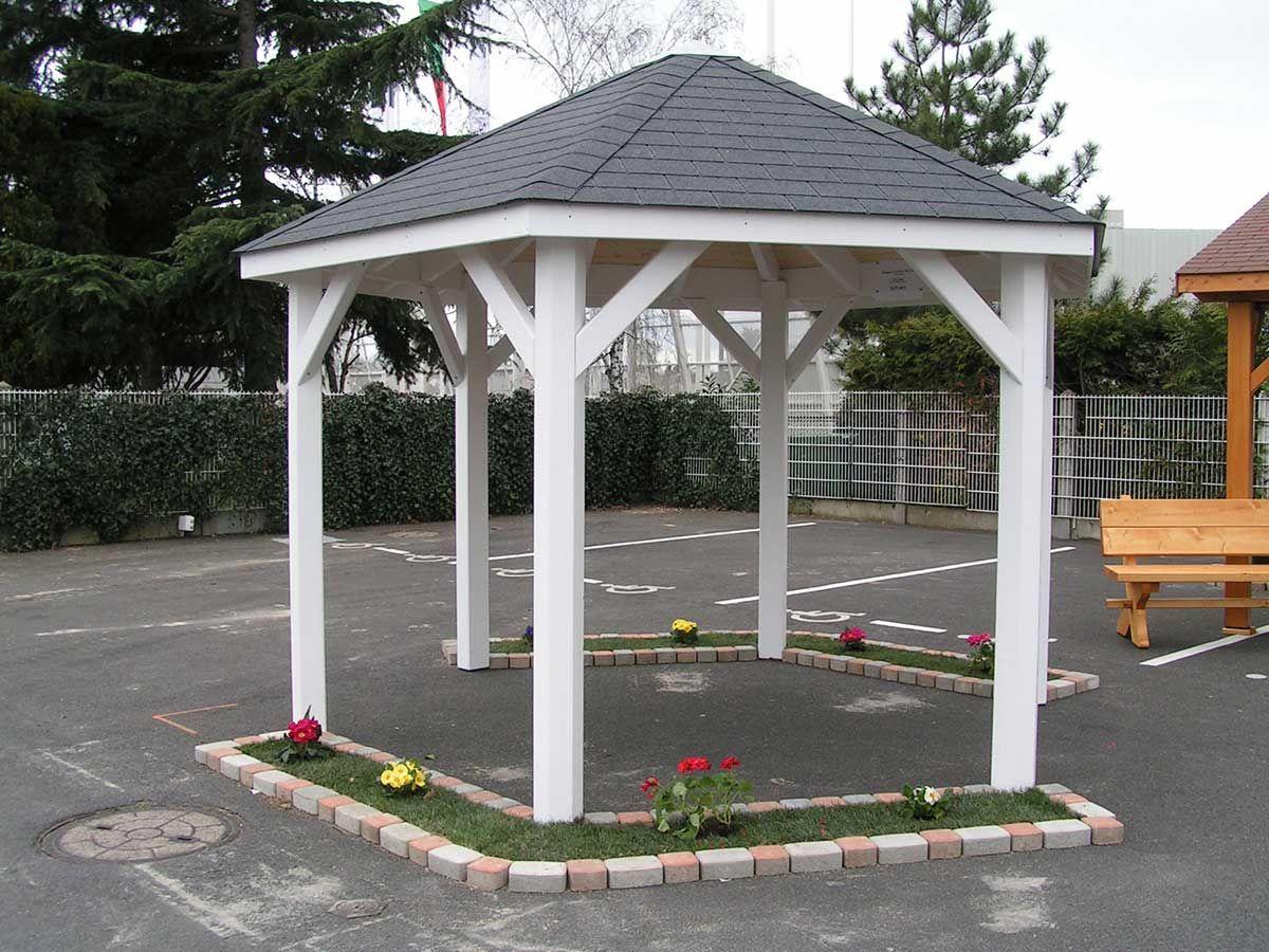 Coraloisirs produits fabricant de constructions en bois abris de jardin chalets orl ans - Deco jardin rouscht saint denis ...