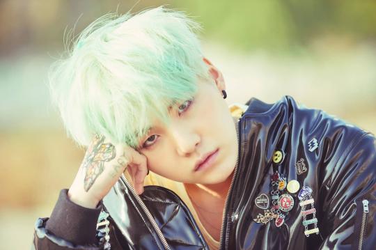 4 Male Idols Born In 1993 Receiving The Spotlight Mixtape Kpop G Dragon