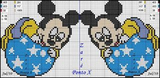 Detalhes que Encantam: Turma do Mickey