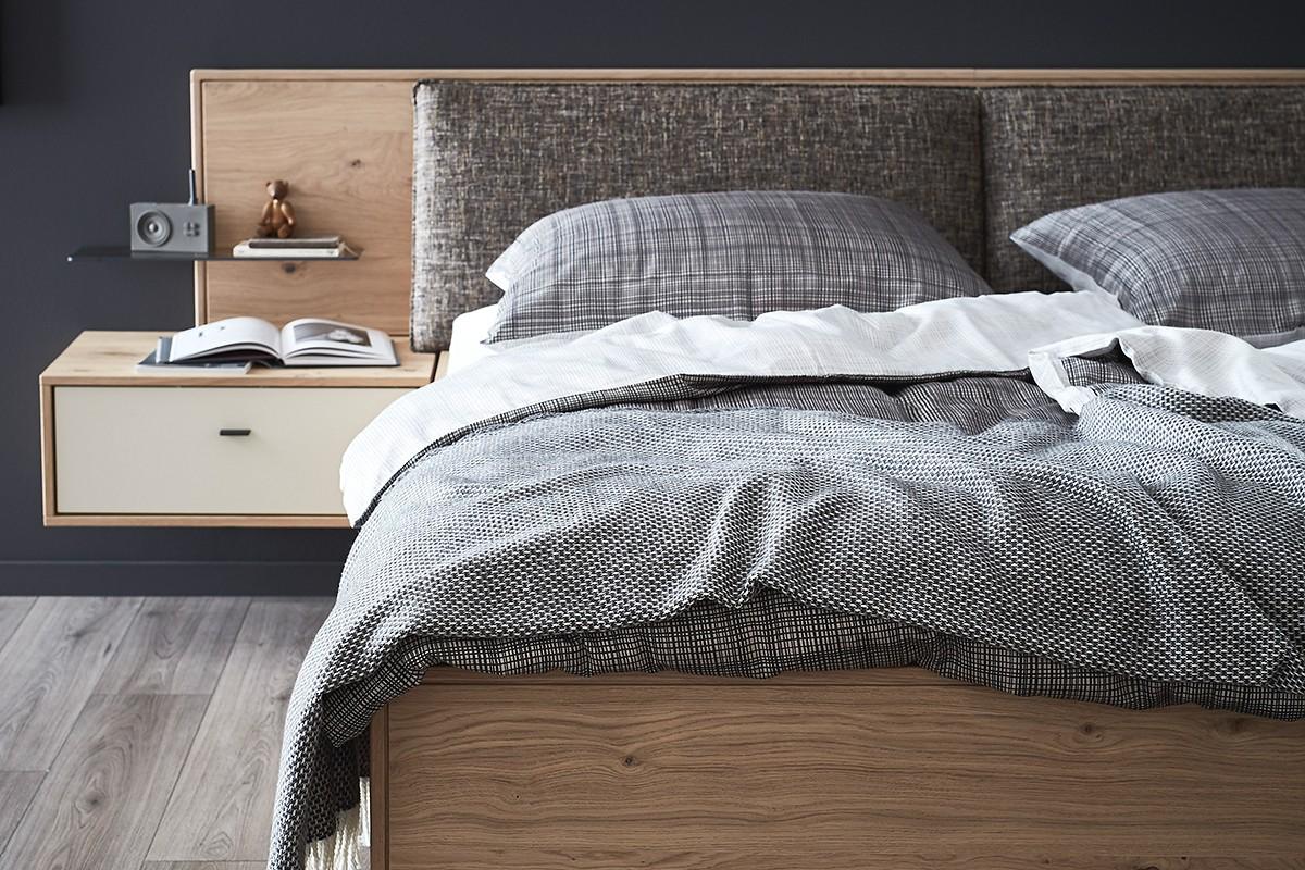 Bett Justus Aus Der Schoner Wohnen Kollektion Schonerwohnen Schonerwohnenkollektion Schoner Wohnen Wohnen Bett Modern