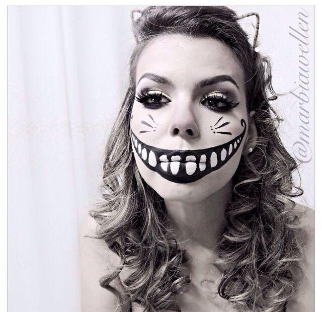 Maquiagem Gato Alice No Pais Das Maravilhas Com Imagens