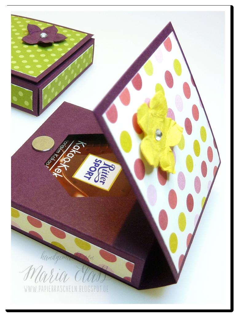 raffaello klappbox fliptop box zigarettenschachtel ritter sport mini box little christmas box. Black Bedroom Furniture Sets. Home Design Ideas