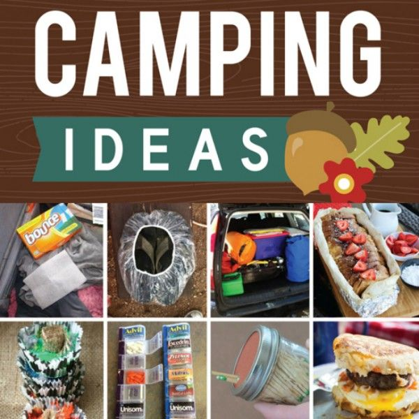101 Camping Tips Ideas