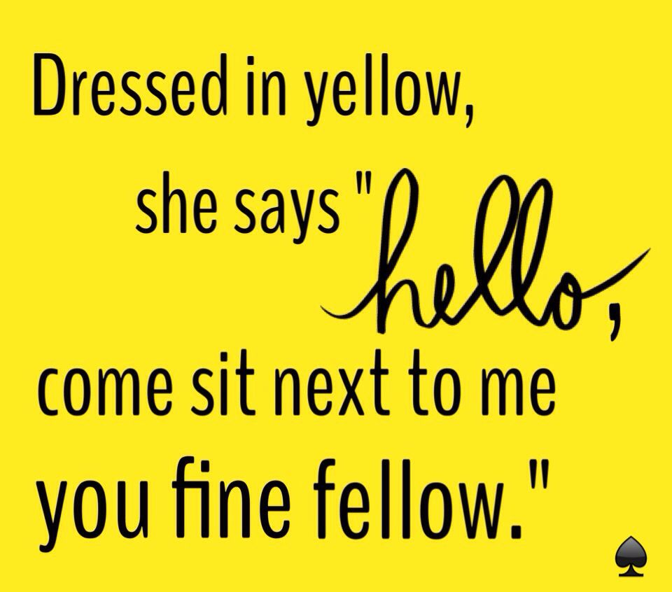 Kate Spade Quotes Kate Spade Quote Wallpaper Dressed In Yellow  Kate Spade Quotes .
