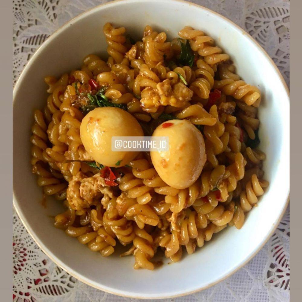 Resep Olahan Makroni Instagram Di 2020 Makaroni Makanan Dan Minuman Resep Makanan Sehat