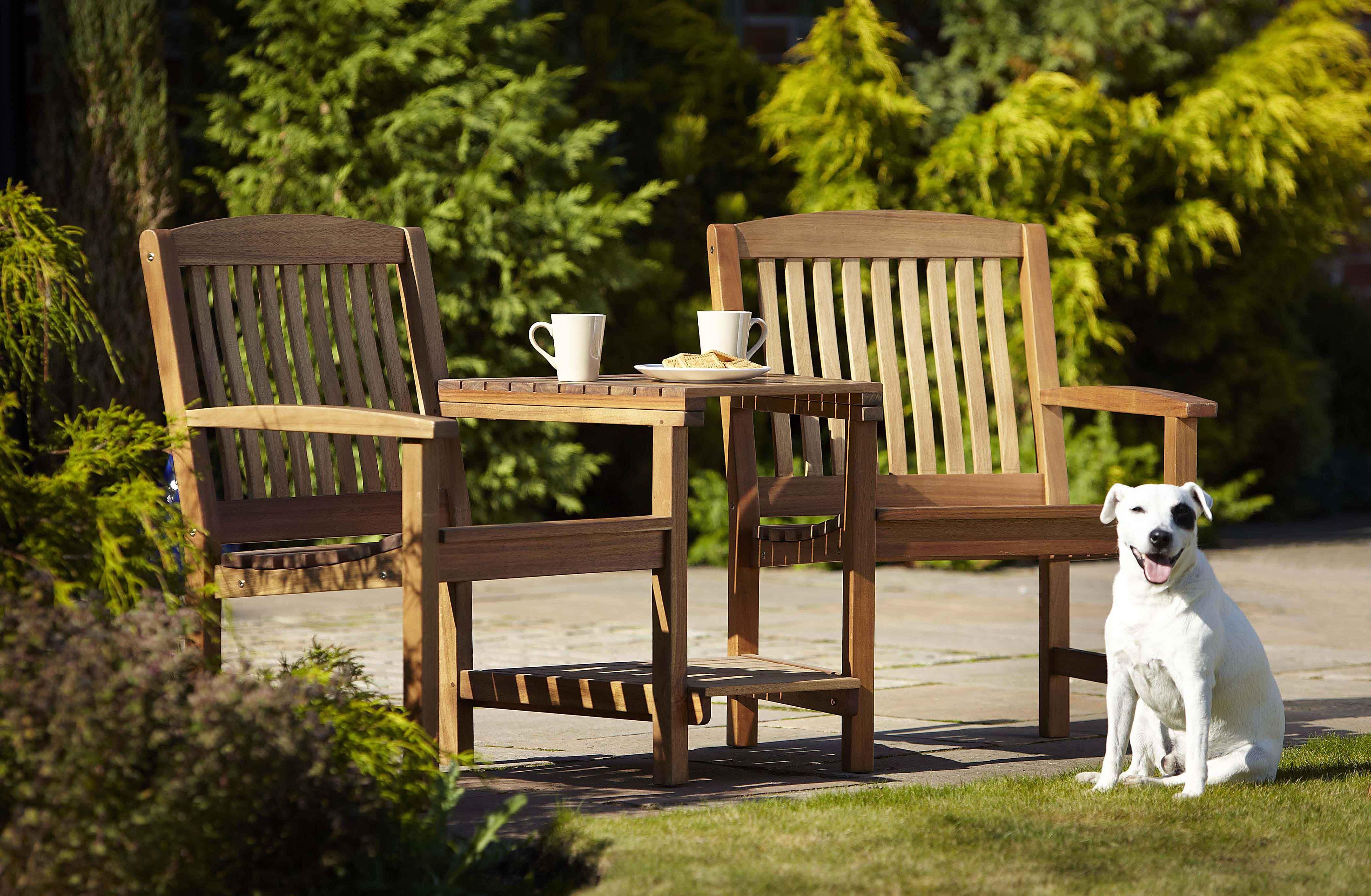 Chartwell companion garden bench pinterest wooden garden