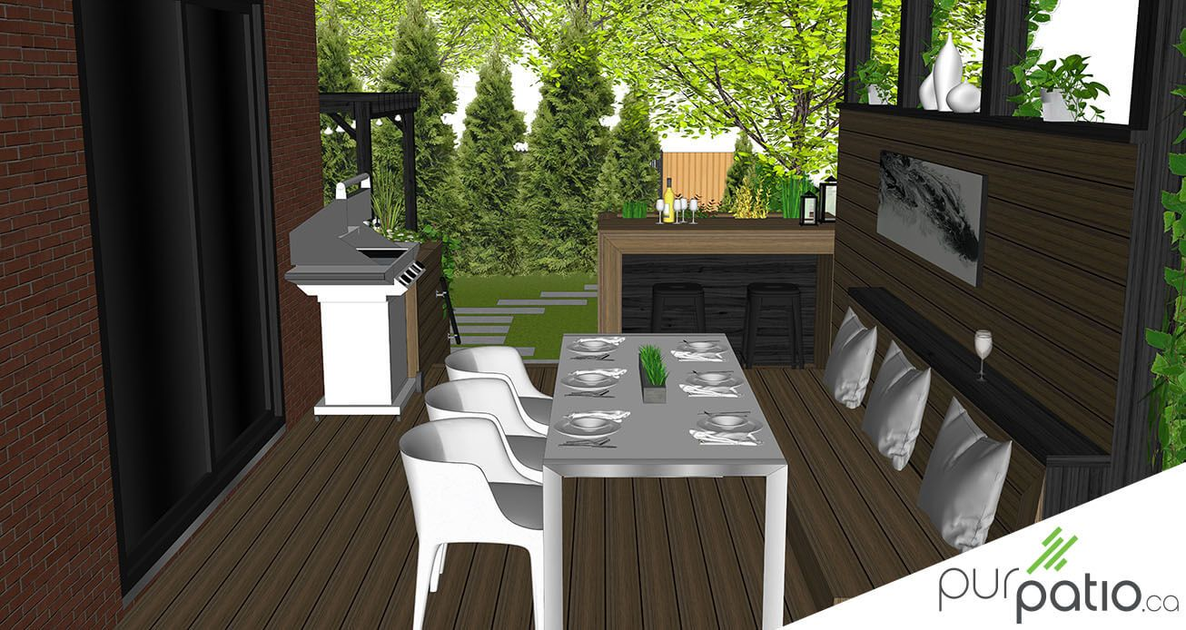 Patio Intime Montreal Patio Outdoor Furniture Sets Outdoor Decor