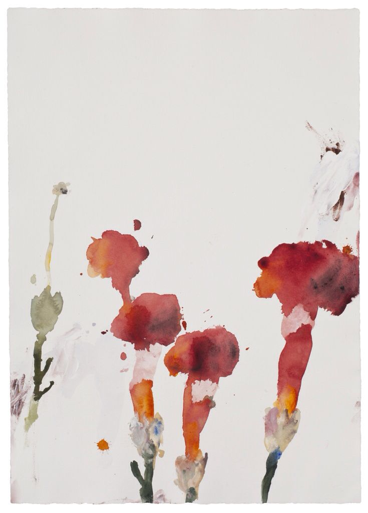 describe we know it s twombly and a good one abstract art