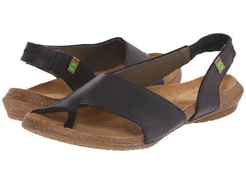 El Naturalista WAKATAUA - Sandals - black