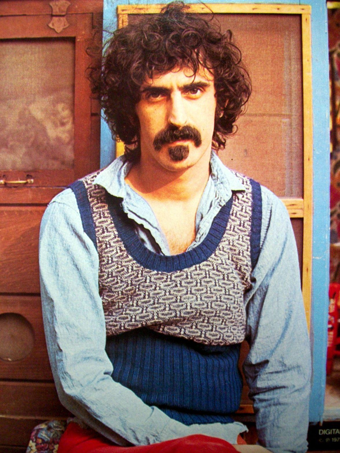 Frank Zappa Happy Birthday regarding a mind is like a parachute, it doesn't work if it's not open