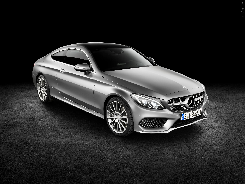 2016 Mercedes Benz C Class Coupe Uvelichennyj Razmer Ekonomichnye