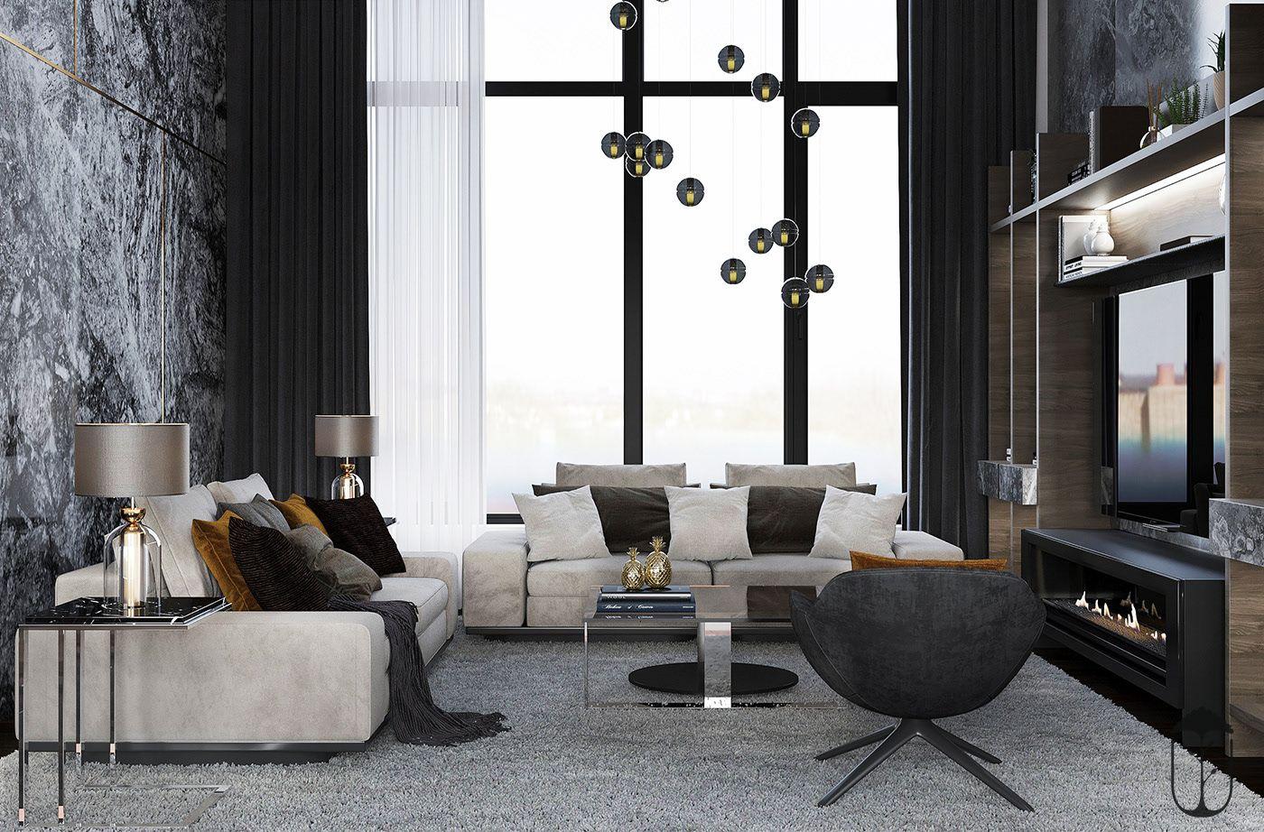 Ui041 On Behance Interior Design Home Decor Interior