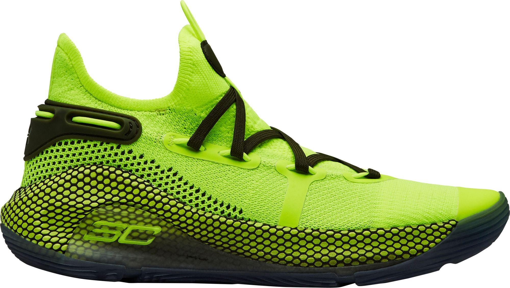 Under Armour Kids Grade School Curry 6 Basketball Shoes Boy S Size 4 5 Hi Vis Yellow Sneakers Men Fashion Under Armour Shoes Stephen Curry Shoes
