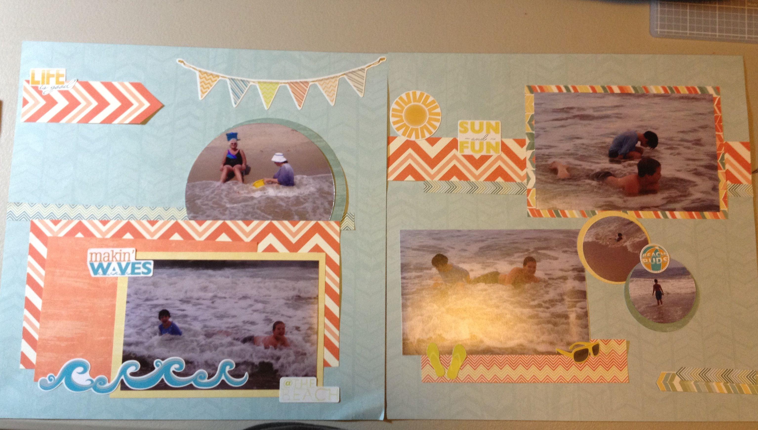 Creative Memories Summer Addition