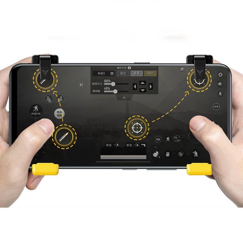 Flydigi Game Controller Gamepad Trigger Shooter Joystick for