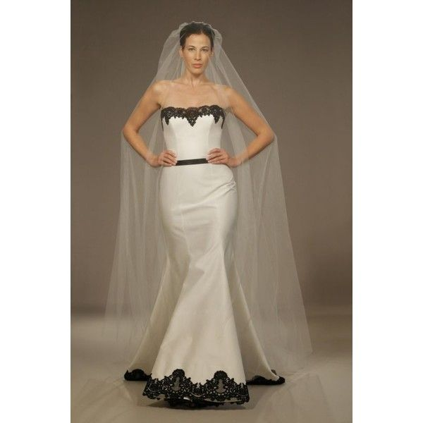 Romona Keveza Floor Model FOR SALE!! Black Lace Trim $2800 ...