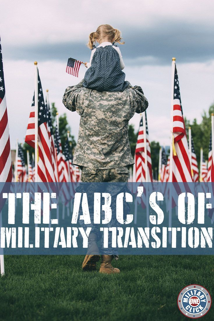 The A B C S Of Military Transition Military Retirement