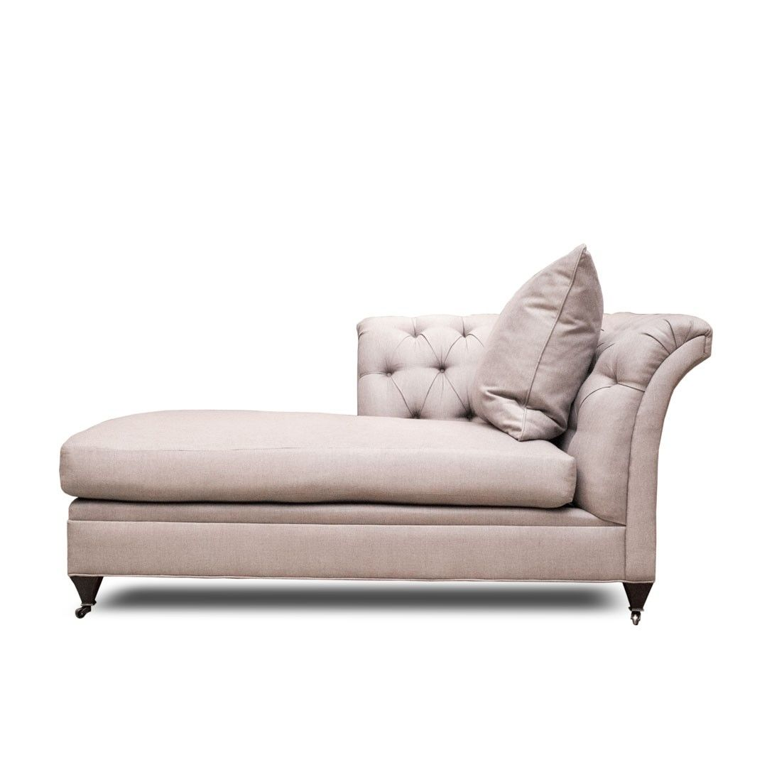 Incredible Marquette Tufted Chaise By Hickory Chair Co At Decornyc Spiritservingveterans Wood Chair Design Ideas Spiritservingveteransorg