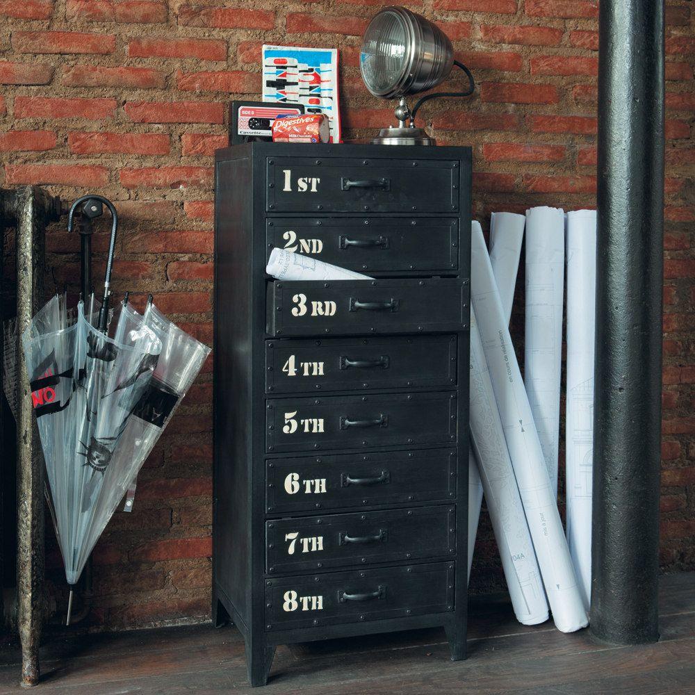 Mobili portaoggetti storage cabinets metal furniture for Cassettiera settimanale ikea