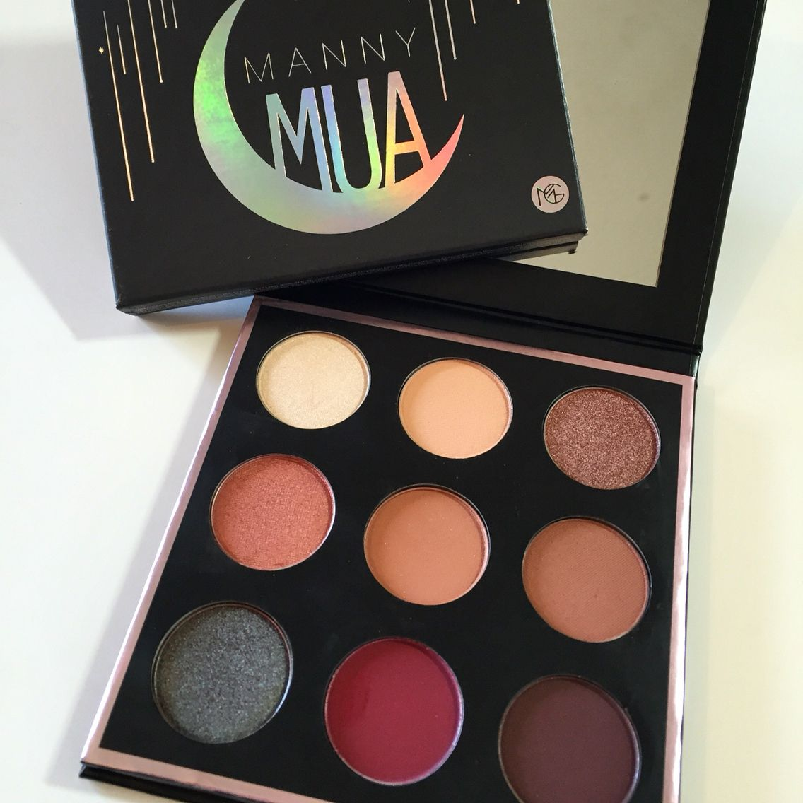 Makeup Geek Manny MUA palette. Beautiful! makeupgeek