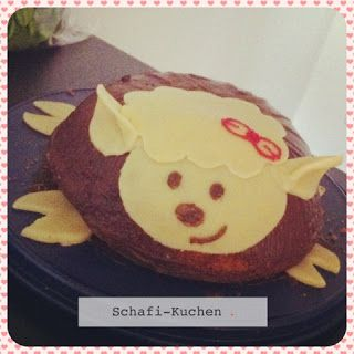 foods made with love ♥: Schäfchen Kuchen/Sprudelkuchen