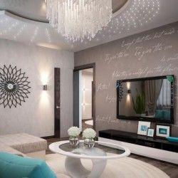 Wohnzimmer Modern Tapezieren-wohnzimmer farblich gestalten | Ideen ...