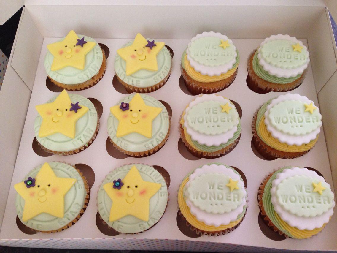 Unisex Baby Shower Cupcakes Baby Shower Cupcakes Neutral Baby Shower Cupcakes Baby Shower Desserts