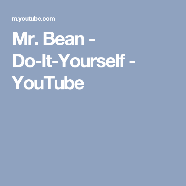Mr bean do it yourself youtube kerstfilms pinterest mr mr bean do it yourself youtube solutioingenieria Choice Image