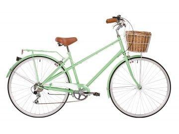 Reid Vintage Mixte 6 Speed Bicycle Bicycle Vintage Bike Bike