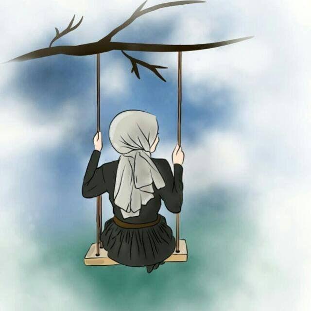 Pin Oleh Batool Rizvi Di My Pic Ilustrasi Karakter Seni Islamis Ilustrasi