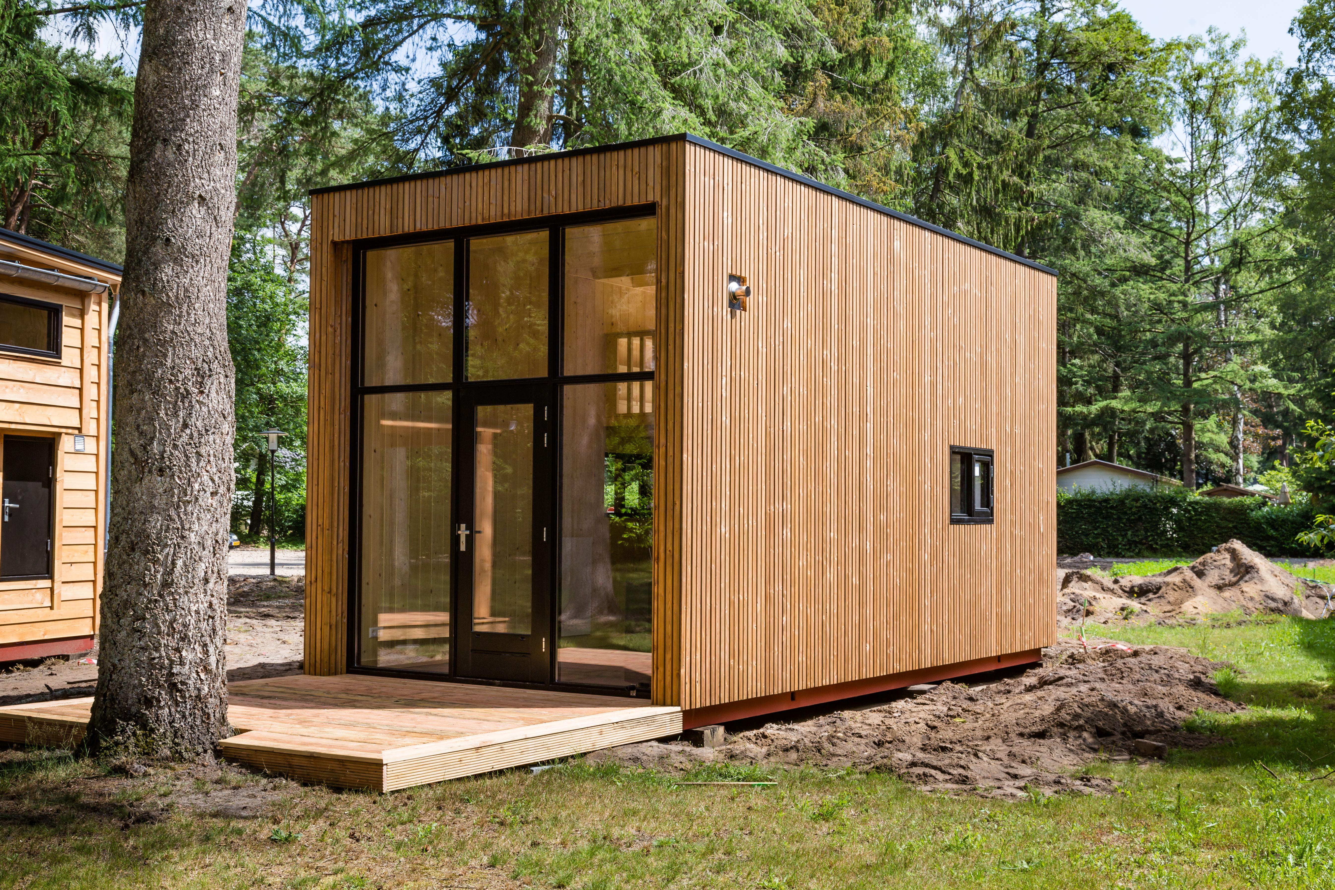 Containerhaus Tipps Rund Um Die Baugenehmigung Das Haus Gartenhaus Zum Wohnen Container Hauser Modernes Kleines Haus