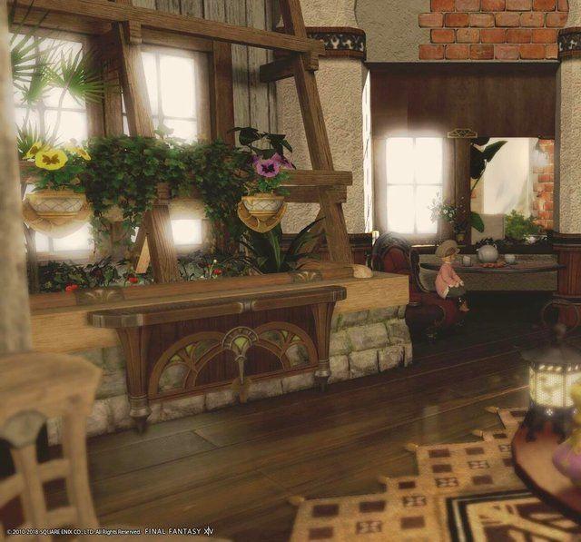 Ffxiv House Decorating Organic Gardening Organic 640 x 480