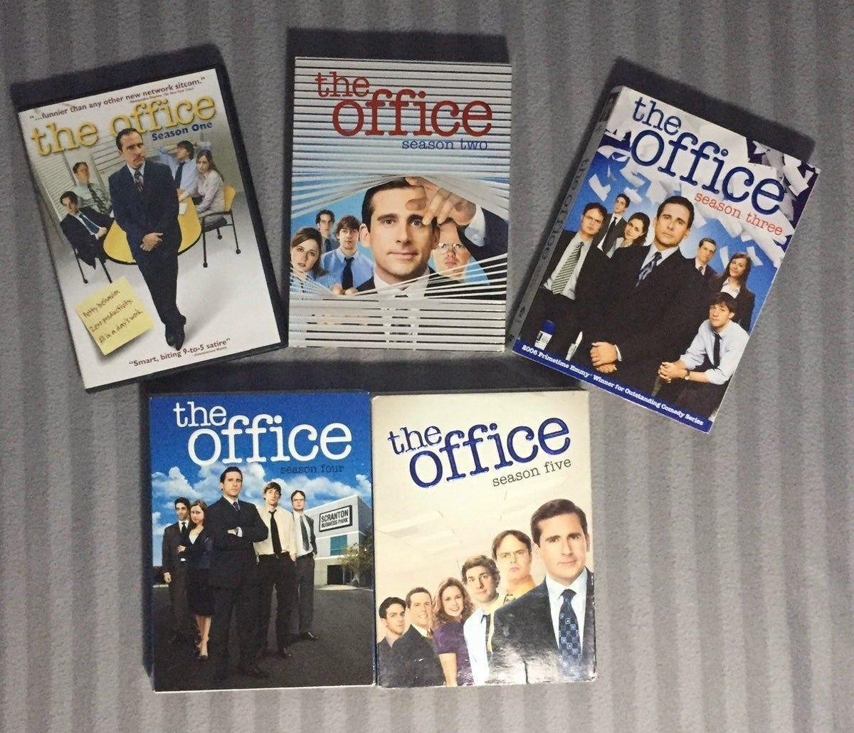 The Office Complete Season 1 5 Dvd Set