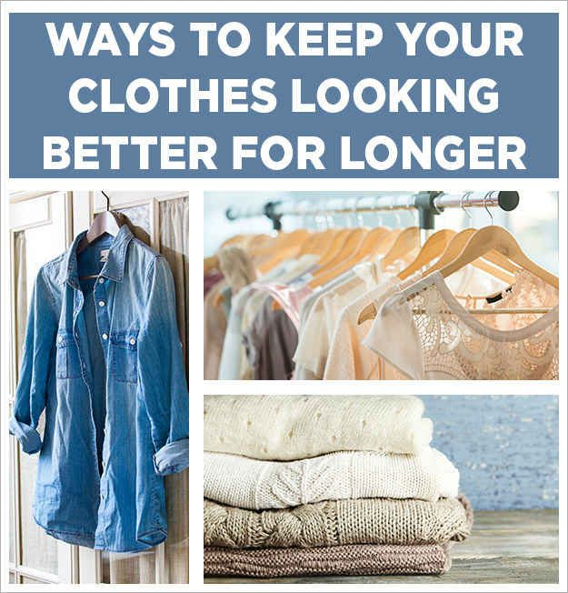 Laundry Hacks To Keep Your Favourite Clothes Looking Good As New