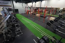 crossfit gym art crossfit with astroturf high  how