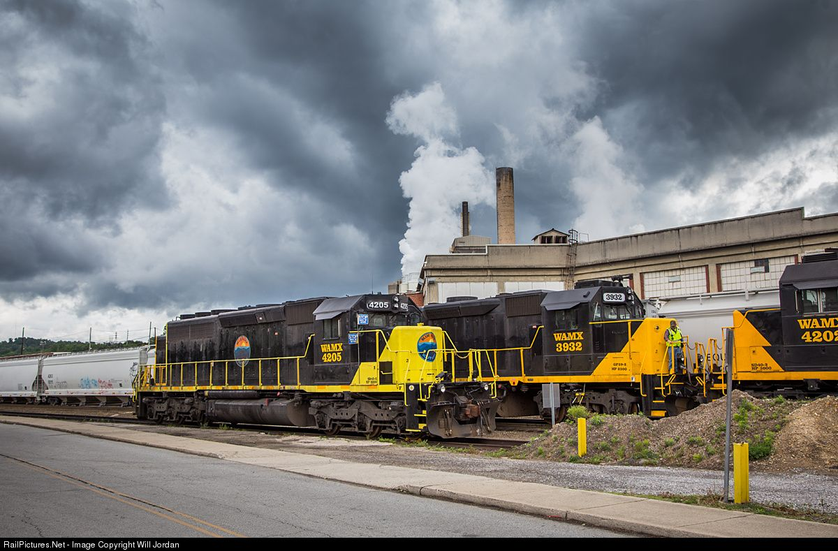 blue ridge southern railroad