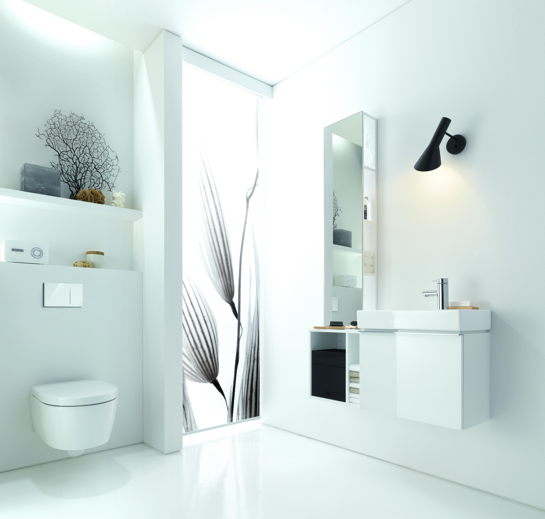 Kleine Bader Planen Waschtischunterschrank Keramag Bad