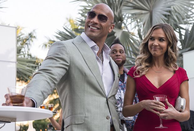 Memories From The Set Arielle Kebbel Atrizes Ator The Rock