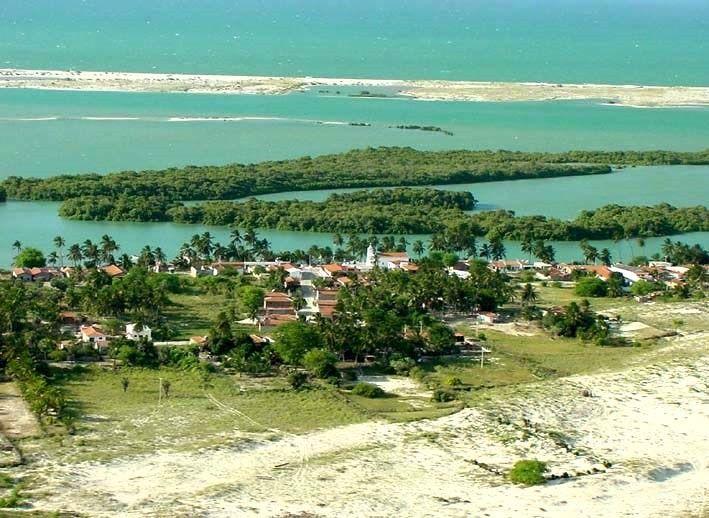 Praia De Barreiras Macau Rn Praias Brasileiras Praia Rio Grande