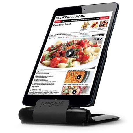 Et smart kokebokstativ og penn for nettbrettet!