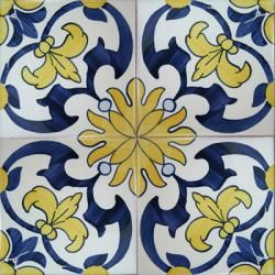Spanish Decorative Tiles Wall Floor Ceramic Tile Azulejo Lambrim Repeive Patterns