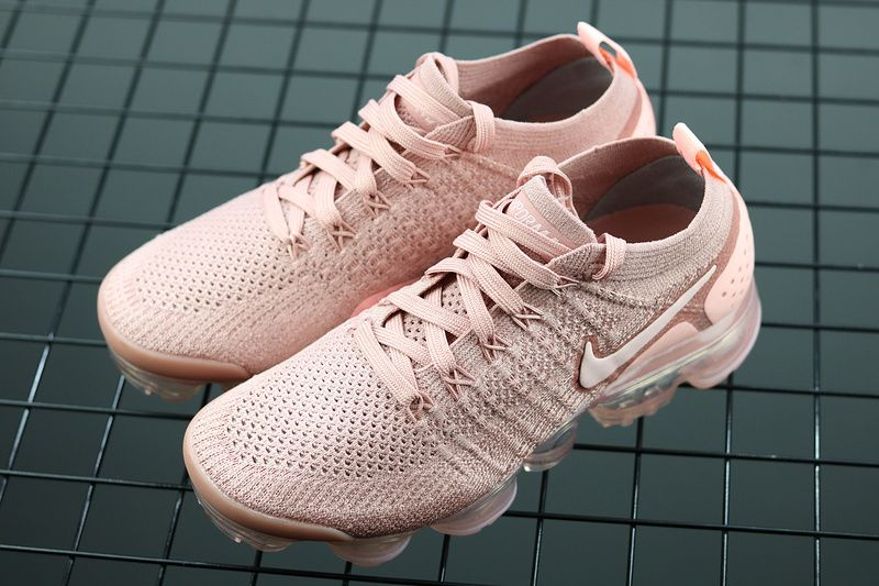 4e8541bdfdba0 Nike Air Vapormax Flyknit Rust Pink 2.0 942843-600 Check out from https