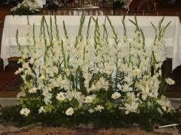 Resultado De Imagen Para Arreglos Florales Para Iglesias