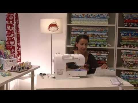 dawanda n hschule wie n he ich einen rei verschluss ein youtube sewing. Black Bedroom Furniture Sets. Home Design Ideas